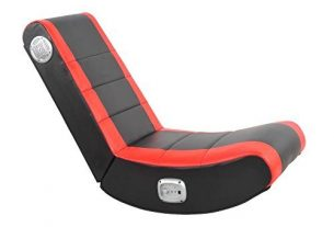 X-Rocker Flash Rocker chaise gamer