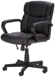 Amazon Basics Mid-Back Office Chair chaise gamer pas cher