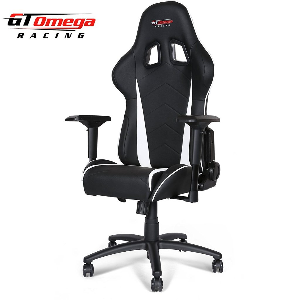 Gt Omega Pro Racing Gaming Chair Un Si 232 Ge Gamer Excellent