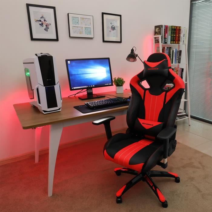 comment bien choisir sa chaise gamer de bureau. Black Bedroom Furniture Sets. Home Design Ideas