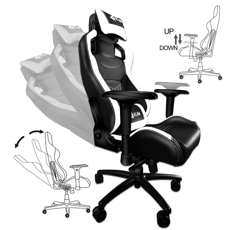 Chaise gamer pas cher 03 chaises gamer for Chaise 03
