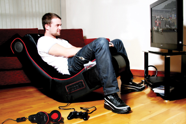 style chaise gaming