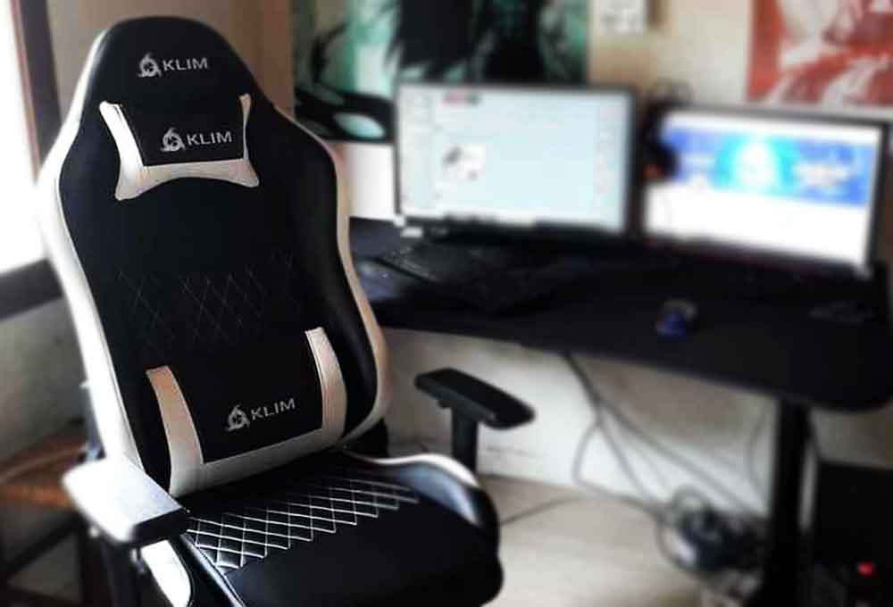 accoudoirs de chaise gamer